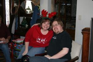 Liz and Robert