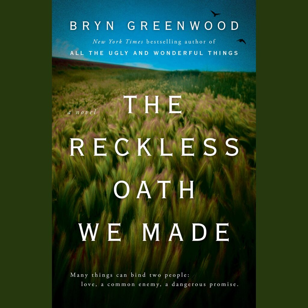 The Reckless Oath We Made book cover