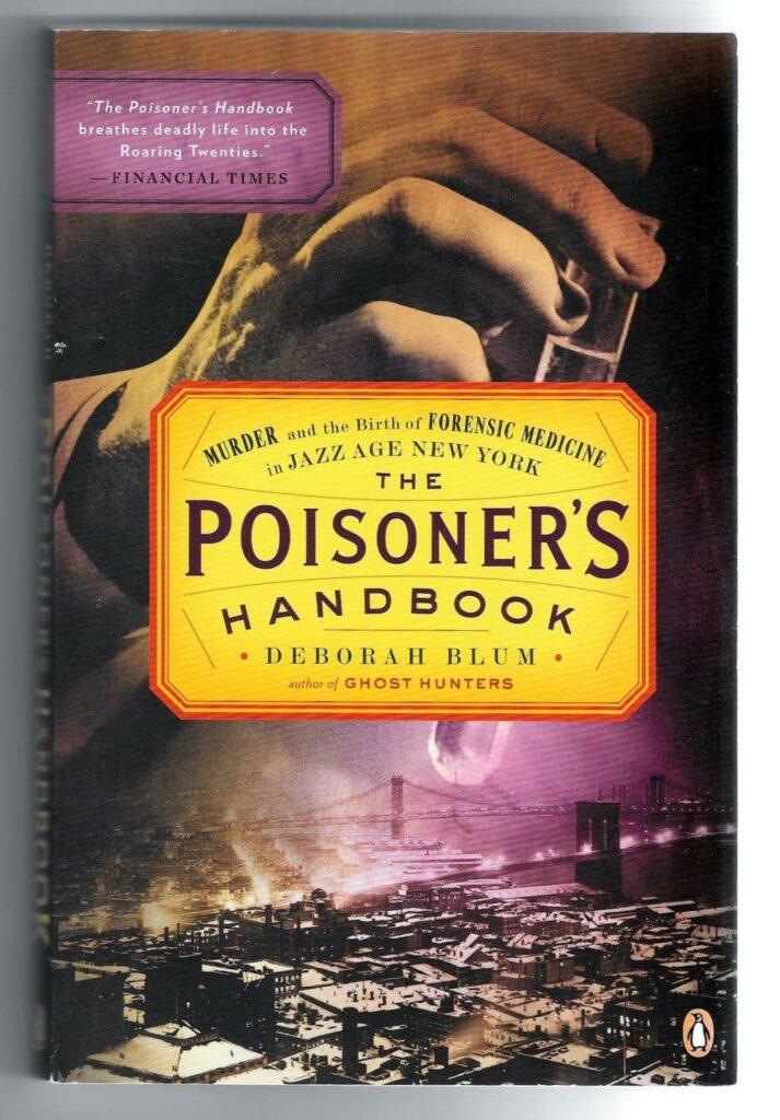 The Poisoner's Handbook book cover